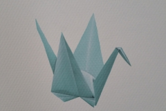Origami Kraanvogel