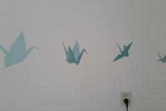 Origami Kraanvogel 2