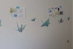 Origami Kraanvogel 4