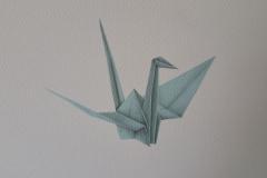 Origami Kraanvogel 5