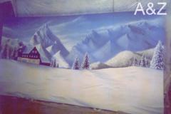 Winterlandschap 3